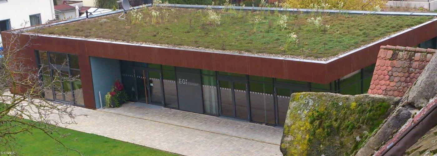 Unser neues Gemeindehaus