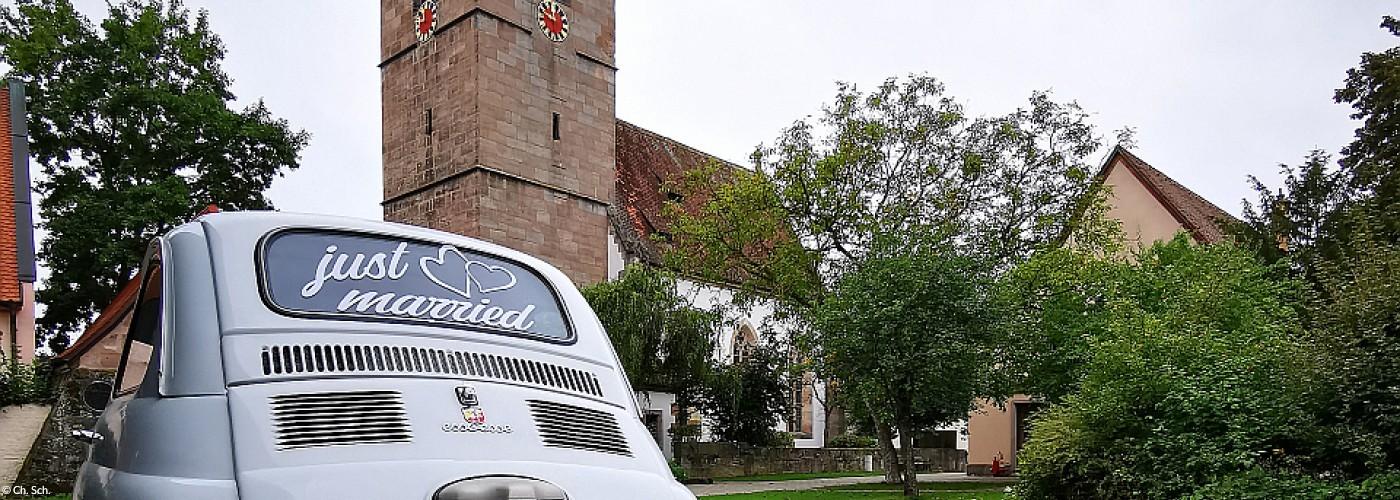 Hochzeiten Egidienkirche Eltersdorf